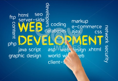 1. web development