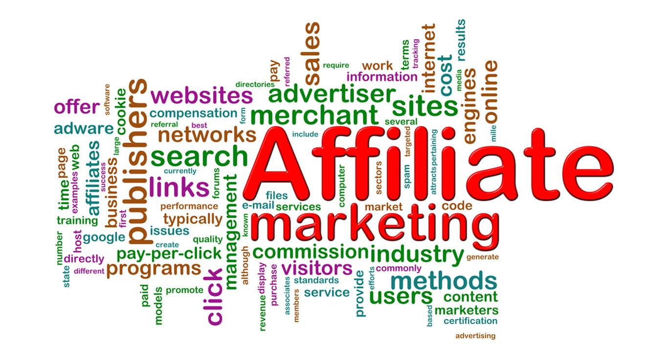 5. affiliate marketing