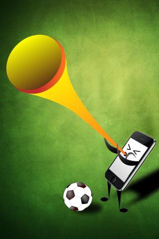 Vuvuzela World Cup Horn And Plus