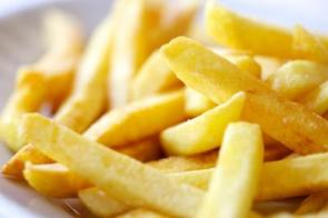 how to start french fries business locally
