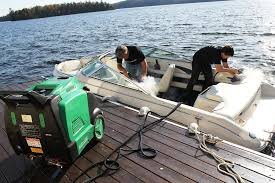Boat cleaning  business