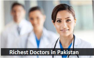 richest Doctors in Pakistan in 2016