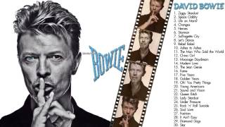 David Bowie income from songs and albums