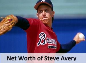Steve Avery's Net Worth