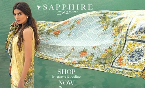Sapphire pakistani brand