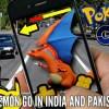 Pokemon Go in India and Pakistan