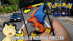 Pokemon Go in India and Pakistan