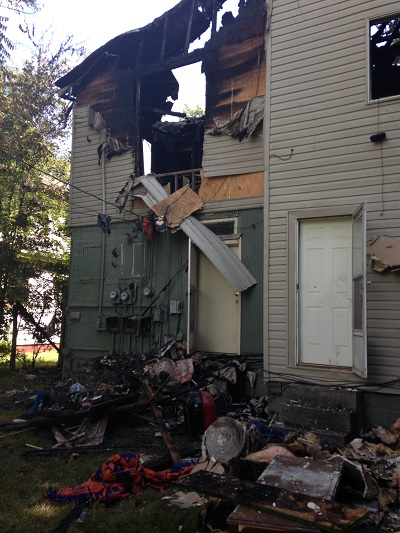 After the Fire, A Landlord's Guide - Making the Insurance Claim