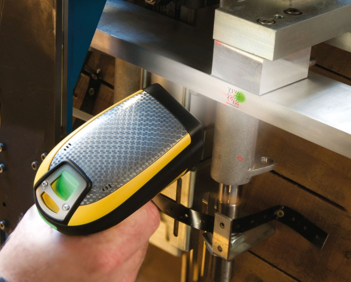Versatile barcode reader for harsh industrial use