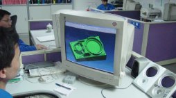 Simplifying manufacturing processes using CAD