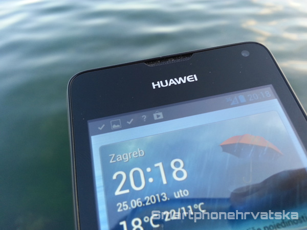 Recenzija: Huawei Ascend Y300 (Video)