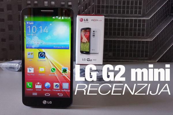 Recenzija: LG G2 mini