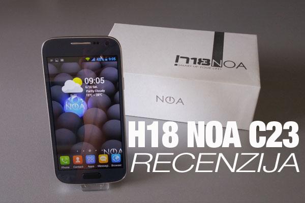 Recenzija: H18 NOA C23