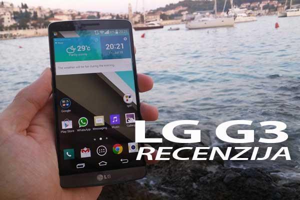 Recenzija: LG G3