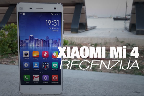 Recenzija: Xiaomi Mi 4
