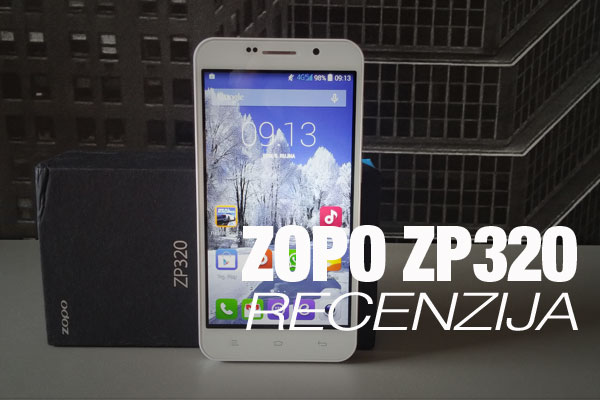 Recenzija: Zopo ZP320