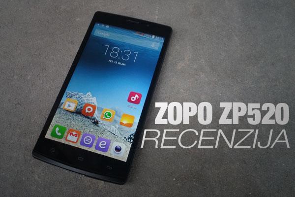 Recenzija: Zopo ZP520