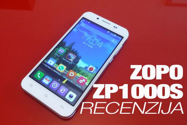 Recenzija: Zopo ZP1000S