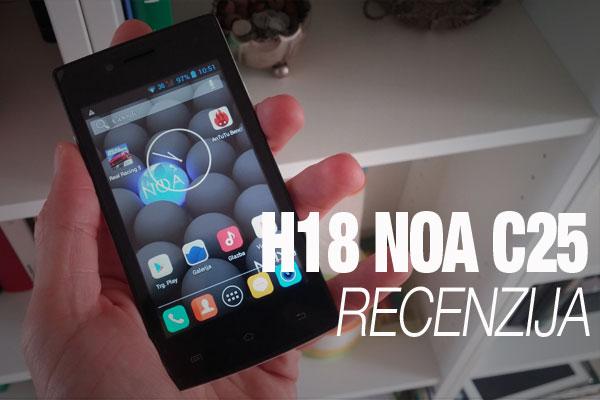 Recenzija: H18 NOA C25