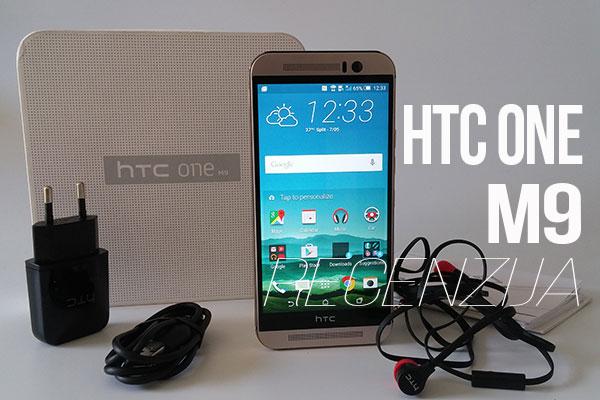 Recenzija: HTC One M9