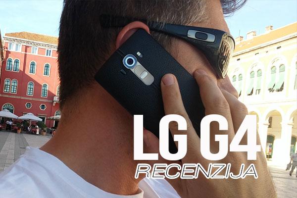 Recenzija: LG G4
