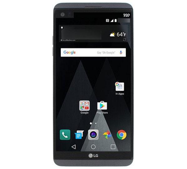 LG V20 na novoj slici potvrđuje dizajn