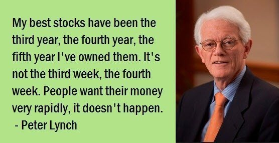 Peter lynch how to investing in philippine stock