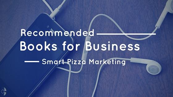 smart pizza marketing books