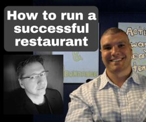 How to run a successful restaurant (3)