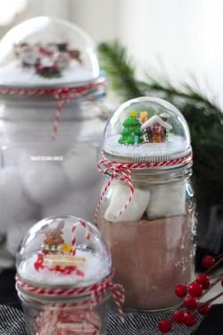 Small Of Homemade Snow Globe