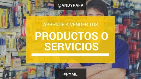 Cómo vender servicios o productos: Las 10 mejores tácticas