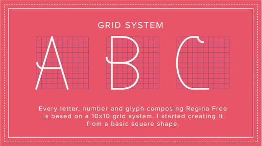 minimalisticfonts3 15 Free Minimalistic Designs Fonts