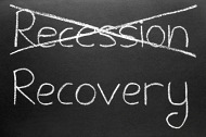 recovering from the recession