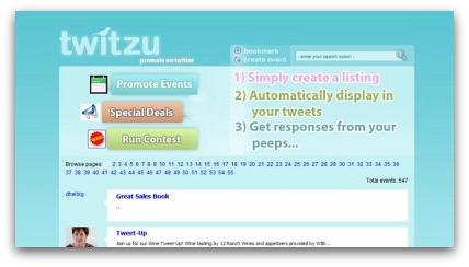 Twitzu Twitter tool