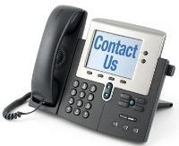 customer service telephone communications