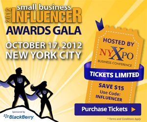 attend the Small Business Influencer gala