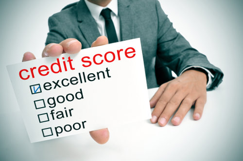 Business credit rating