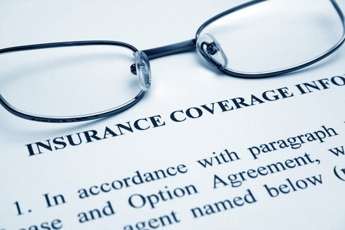 Proof of insurance coverage