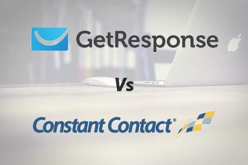 GetResponse vs. ConstantContact