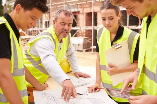 Residential construction business