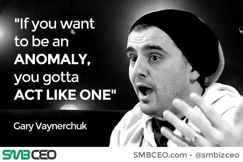 Gary Vaynerchuk startup quote on success