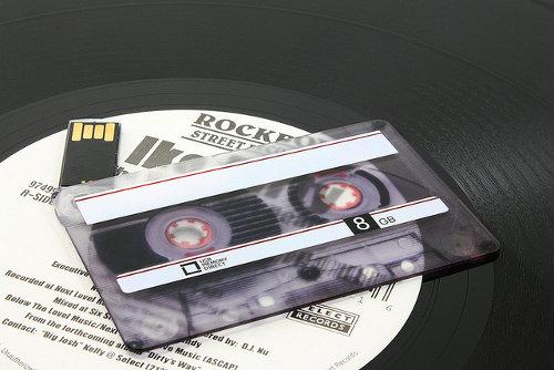 USB drive cassette