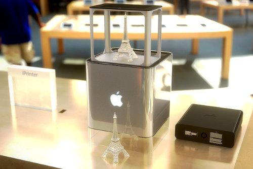 Apple 3D printer