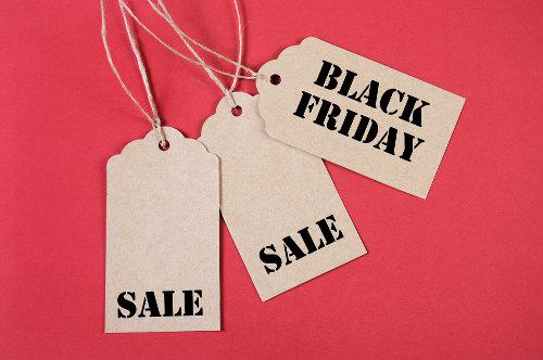 Black Friday sales 2016