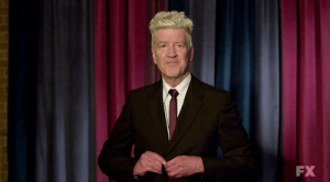&quot;It'ssss The Late Show With David Lynch!&quot;