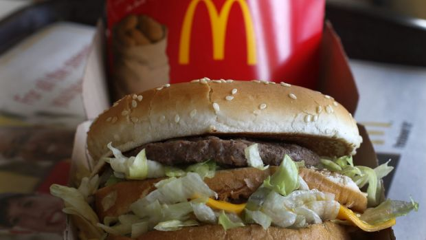 McDonald's sponsors junior athletics, basketball and swimming programs.