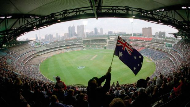 An outer perimeter fence could still be built around the MCG before the start of the next football season.