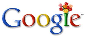 Google 2003 Mothers Day Logo