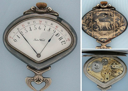 Exotic clocks
