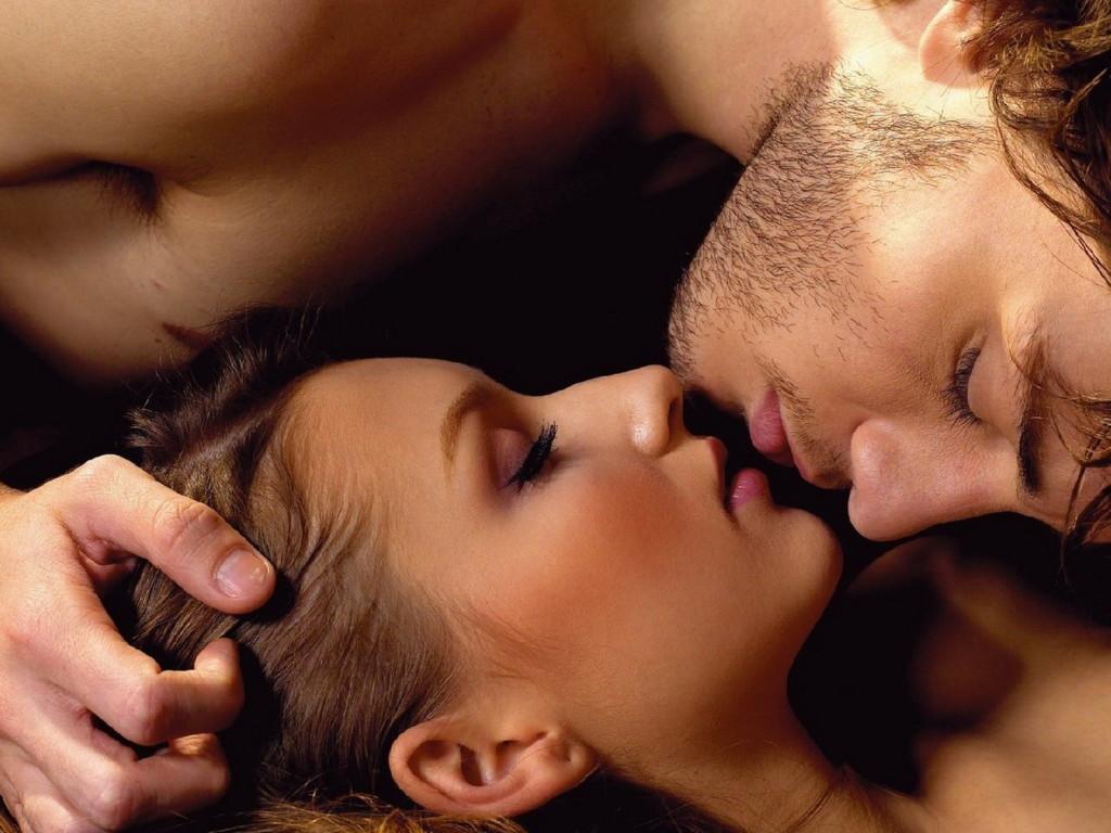 Why Men Like Wet Kisses